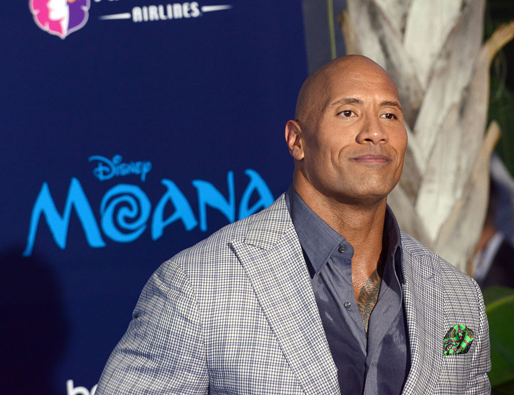 "It's official — Dwayne ""The Rock"" Johnson has been named People's Sexiest Man Alive!"