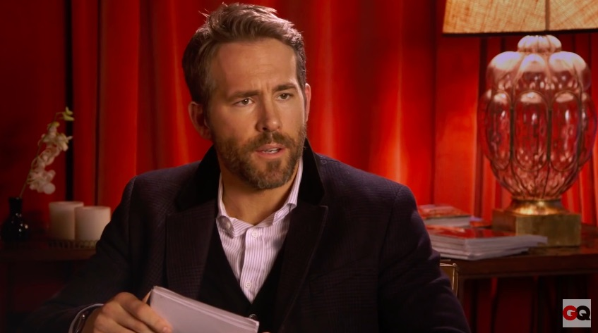 "Ryan Reynolds' ""twin brother"" just mercilessly mocked him in an interview, and we're still laughing"