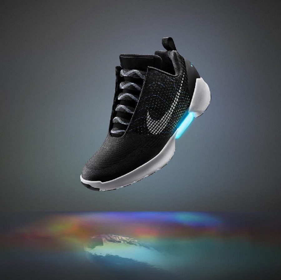 The price of Nike's self-lacing sneakers revealed, and yeah, they're *definitely* going to cost you