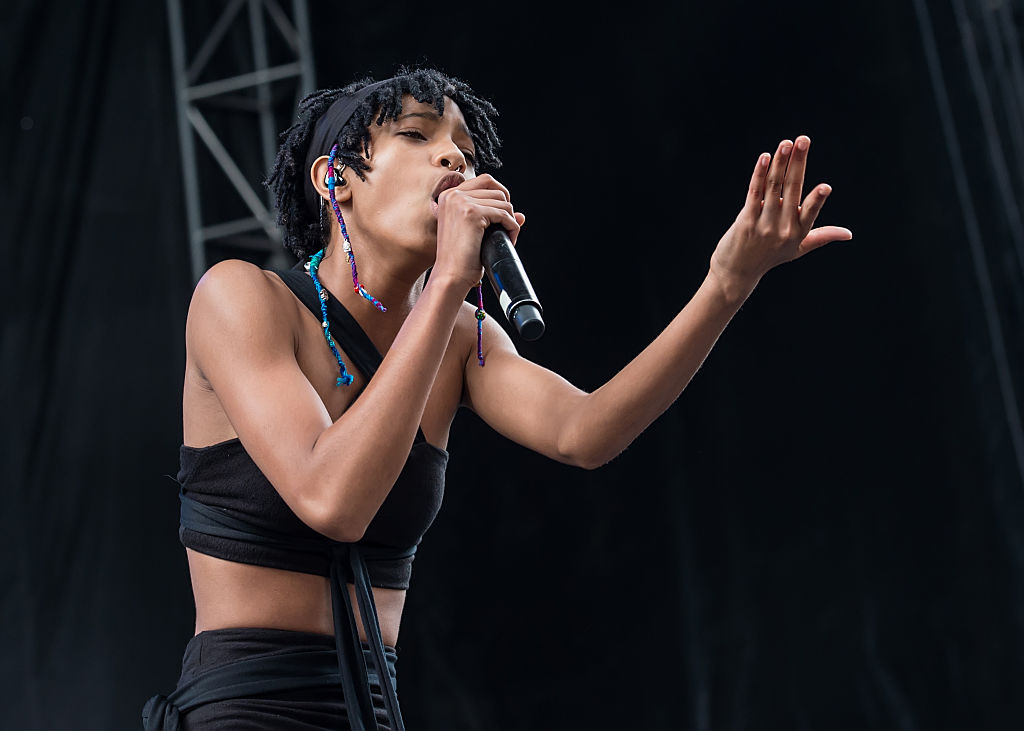"""Willow Smith releases """"November 9th,"""" a new song to help ease our post-election anxiety, and we couldn't be more grateful"""