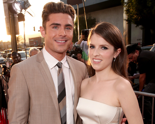 Anna Kendrick talks about how scary charming Zac Efron actually is in her new book