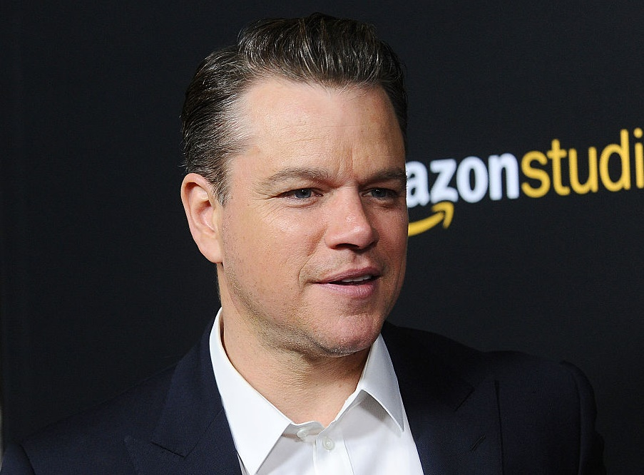 "It looks like Matt Damon will be in ""Ocean's Eight"" (but, not for very long)"