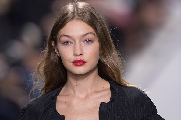 Gigi Hadid wore pajamas on the red carpet, and now we want to wear pajamas everywhere