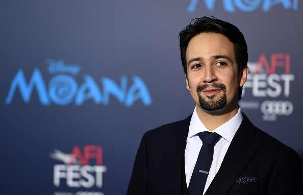 """Lin Manuel Miranda gives a status update on the live action """"The Little Mermaid"""" and uh, it's not much"""