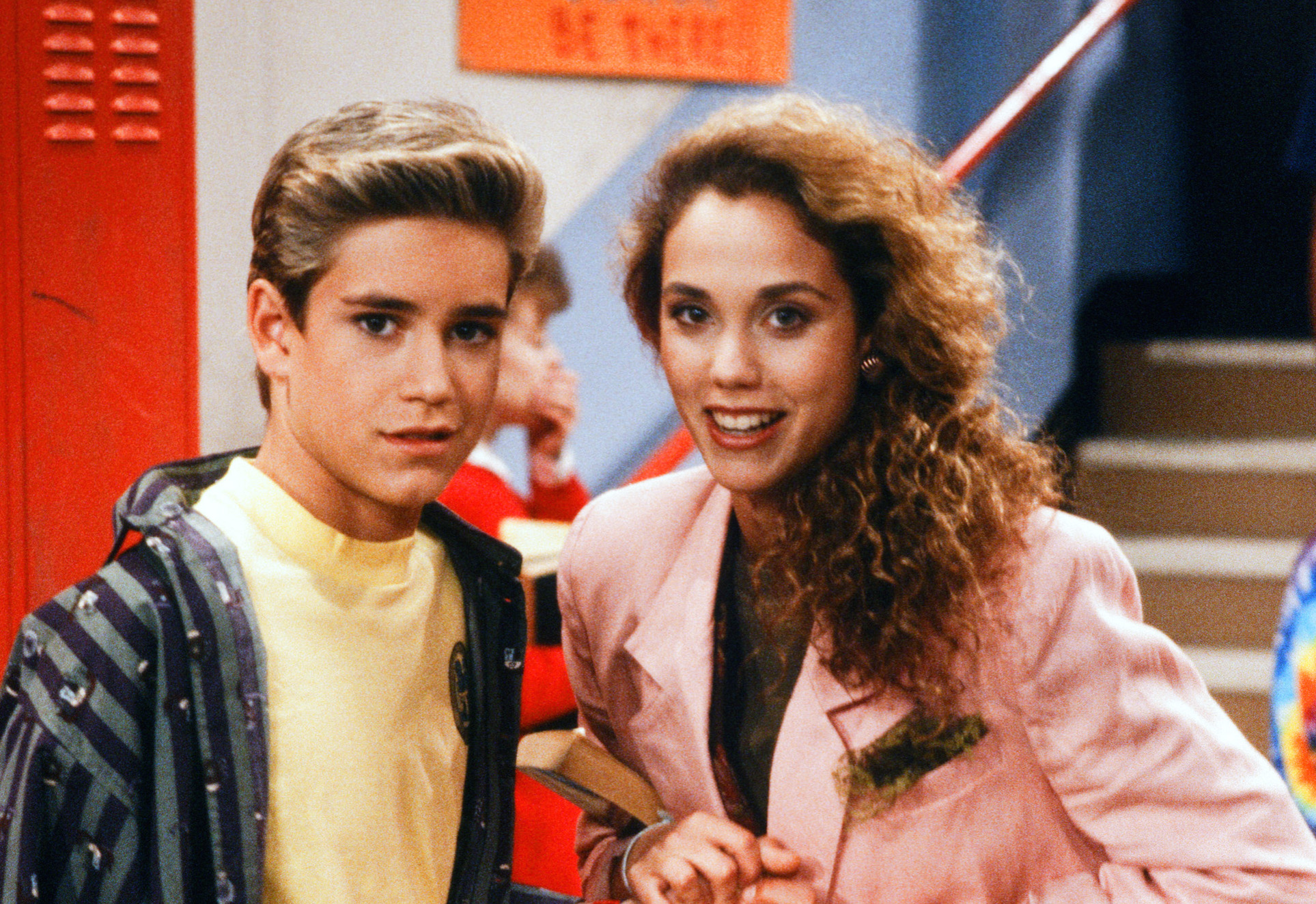 """We just learned something BIG about that ~iconic~ Jessie episode of """"Saved by the Bell"""""""