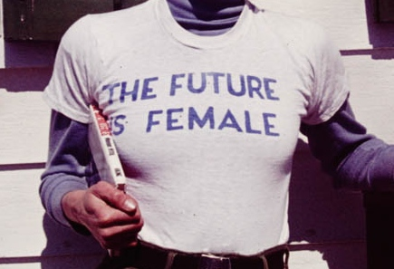 "This is the ""herstory"" behind everyone's new favorite shirt"