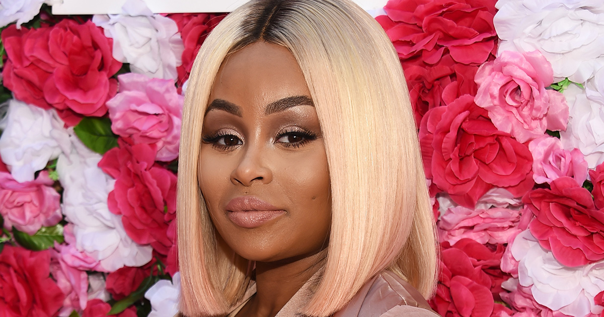 Blac Chyna's latest picture with baby Dream is super chilled out and totally beautiful