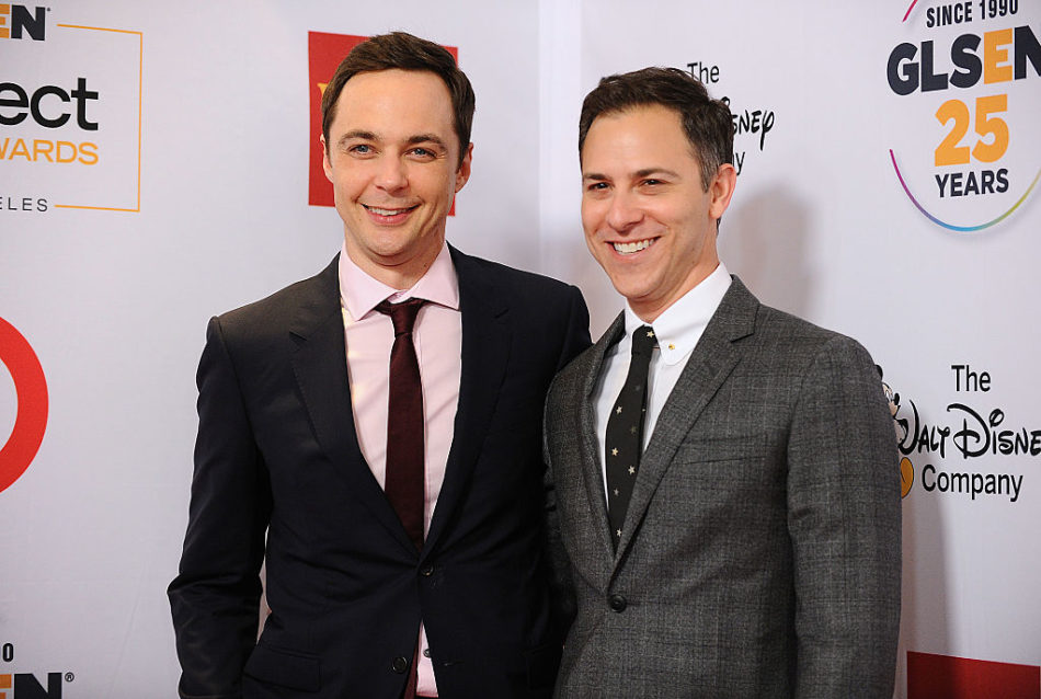 Jim Parsons is celebrating his 14th anniversary with boyfriend Todd Spiewak, proving that love *does* exist