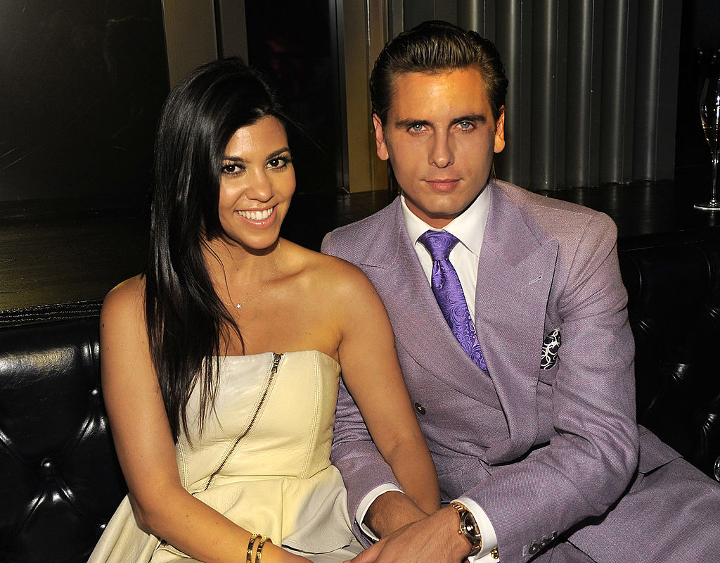 Kourtney Kardashian and Scott Disick's sexy vacation photos have everyone convinced they're an item again
