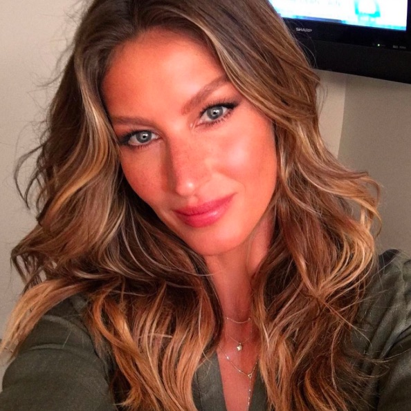 So THIS is what Gisele Bündchen feeds her kids for breakfast