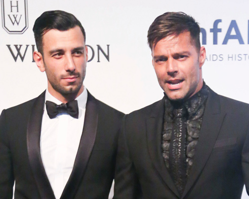 Ricky Martin is engaged to boyfriend Jwan Yosef! Hear his adorably awkward proposal story!
