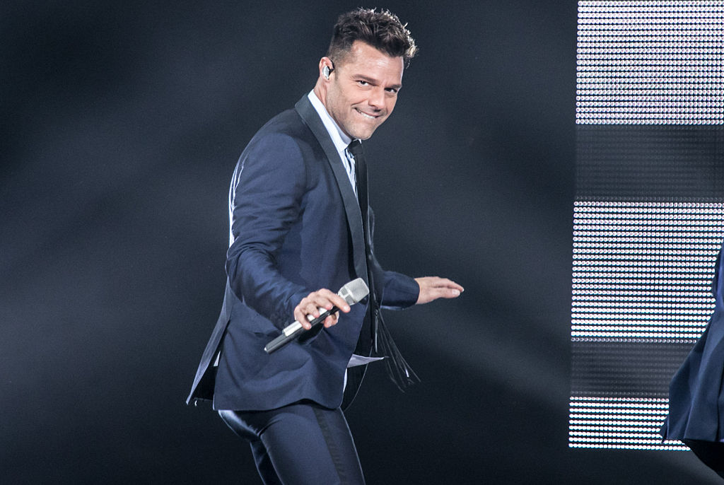 Ricky Martin is headin' to Vegas and we are so excited for this