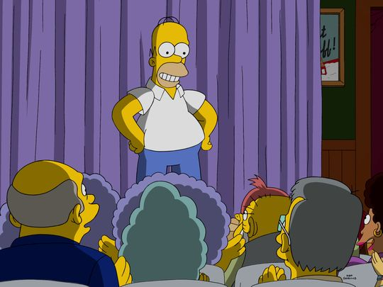 D'oh! You can take a class based on Homer Simpson's philosophy and we are intrigued