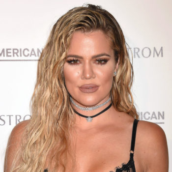 Woah, Khloe Kardashian's denim line just made history