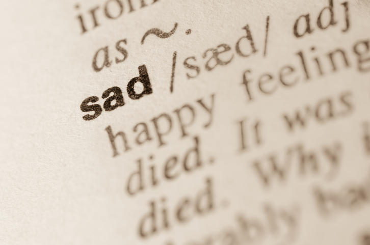 The 2016 word of the year was just released, we're going to cry