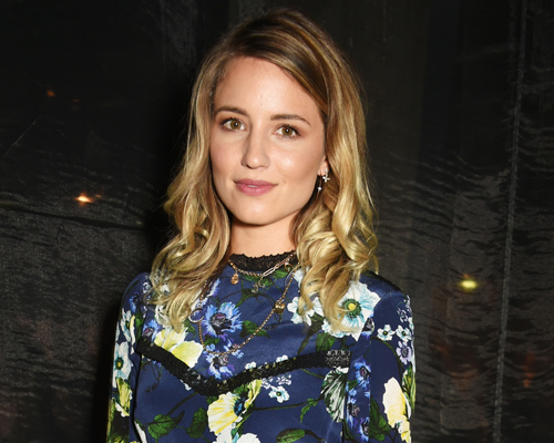 Dianna Agron's wedding ring is gorgeous (and has been hiding in plain sight!)