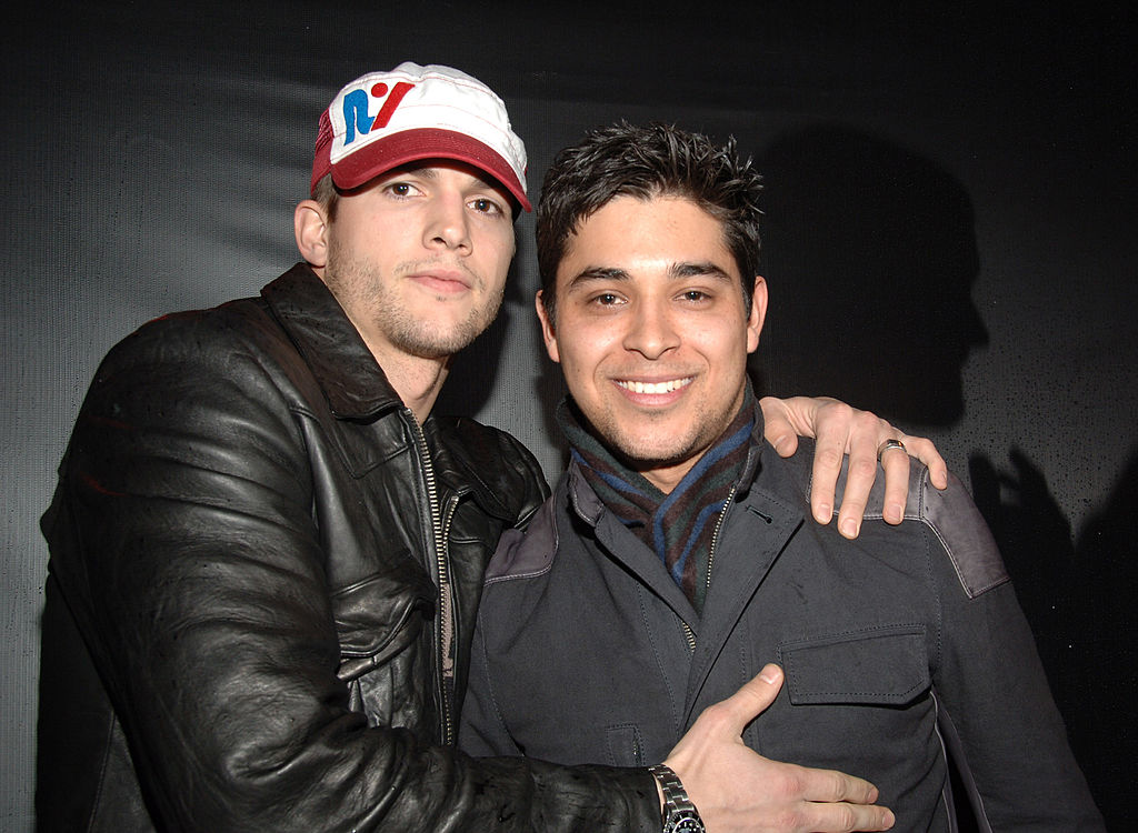 Wilmer Valderrama reveals why Ashton Kutcher will be a great dad to a boy