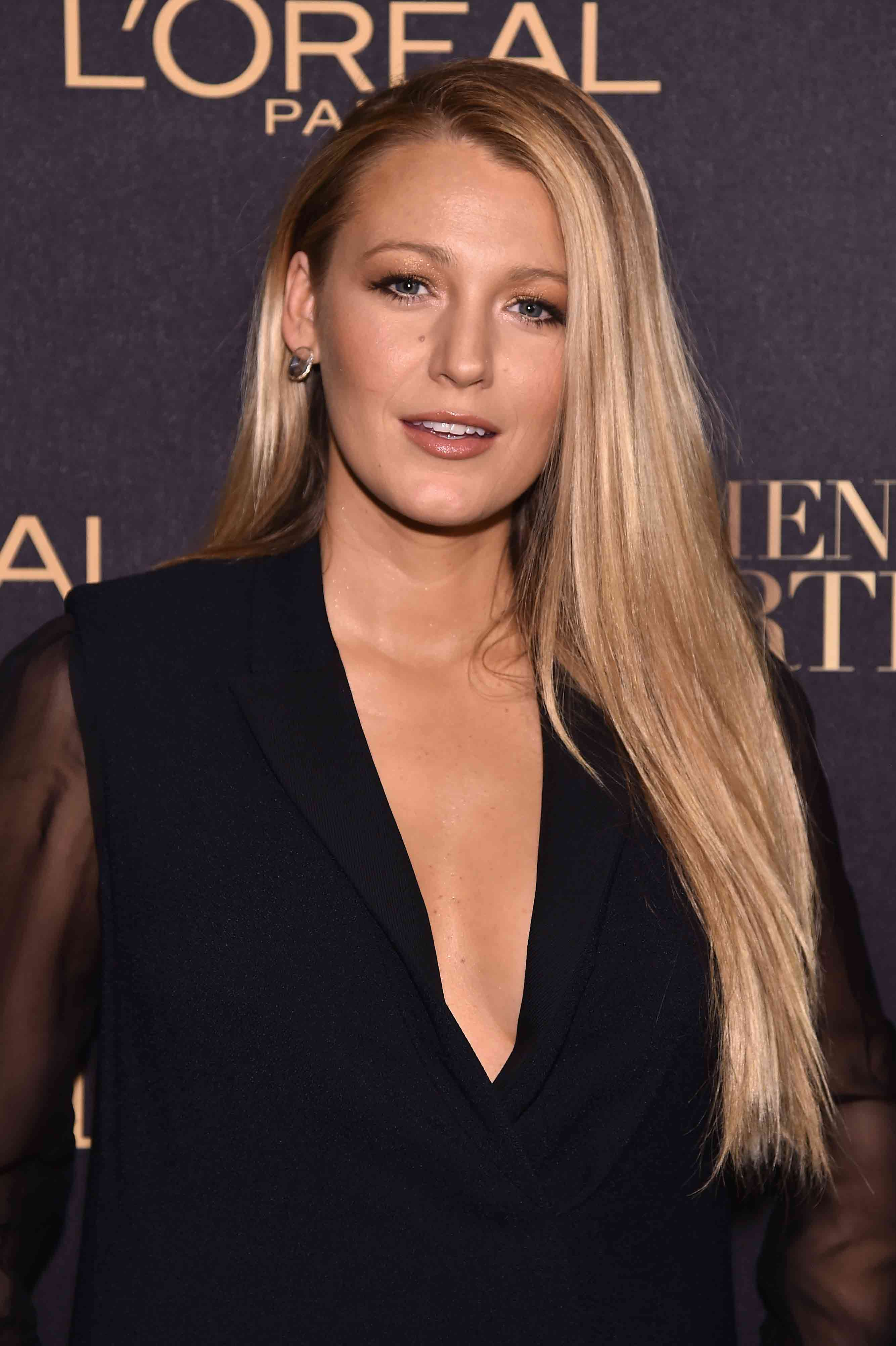 Blake Lively made her first red carpet appearance since ...