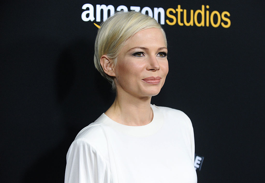 Michelle Williams just rocked the most subtle and stunning cut-out dress look on the red carpet