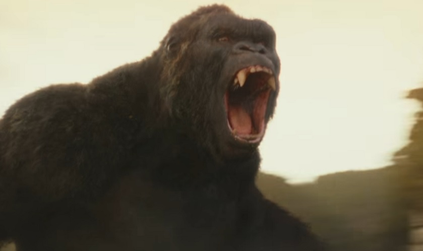 "A trailer just dropped for the new Tom Hiddleston movie ""Kong: Skull Island,"" and it looks insane"