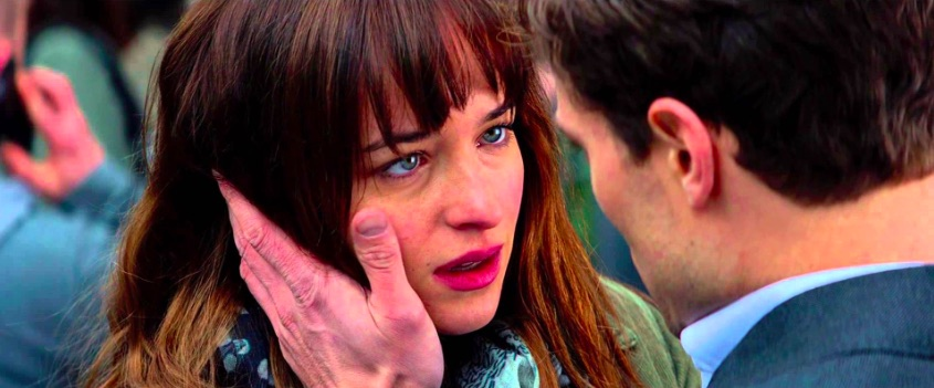 "Dakota Johnson's grandmother wants to watch ""Fifty Shades of Grey"" with her, and we're kinda all about it"