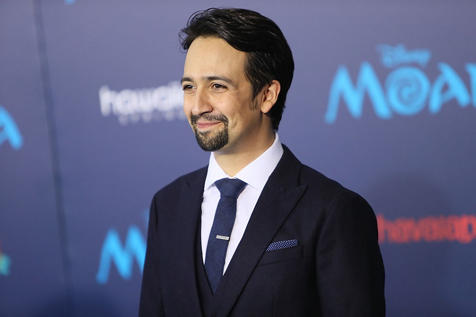 Turns out Lin-Manuel Miranda's high school bully *also* made it in show business