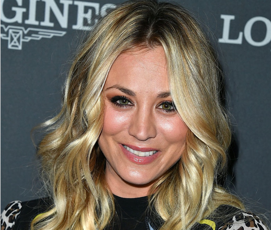 Kaley Cuoco opened up about staying fit while still eating burgers and fries and we are inspired