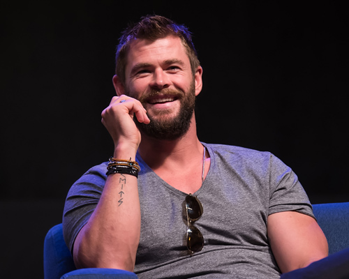 Chris Hemsworth's hilarious acceptance speech after being named GQ Australia's Man of the Year will make you love him even more