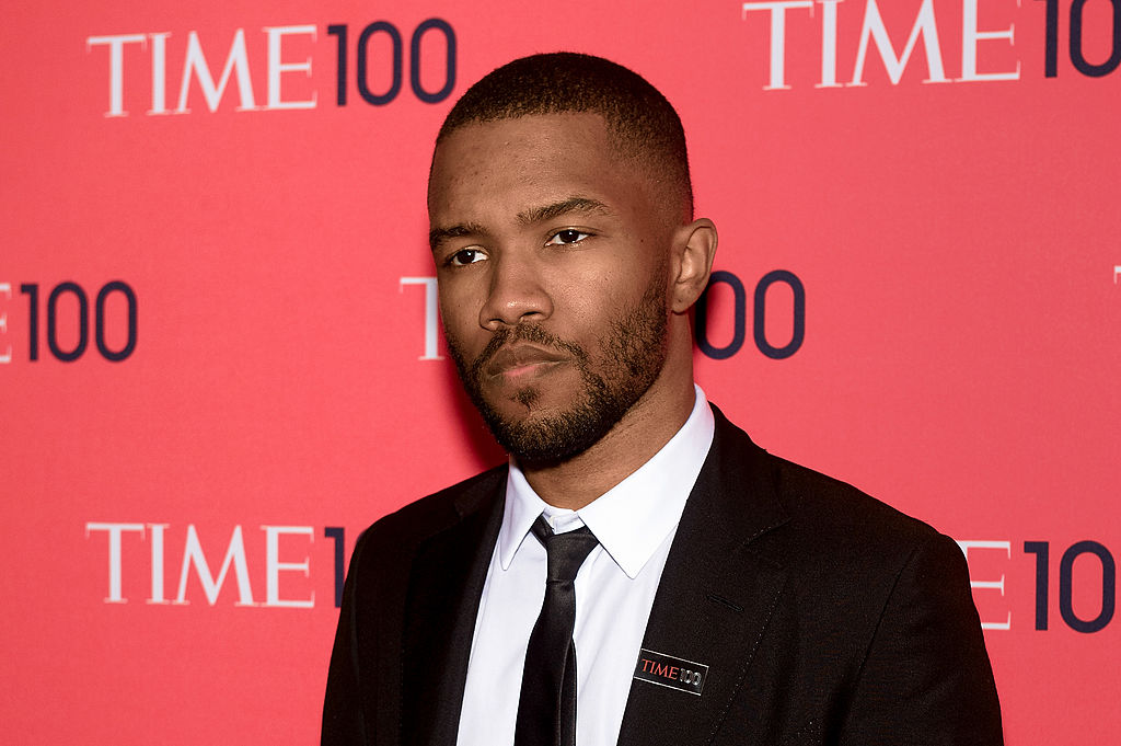 Frank Ocean skipping the Grammys for one *very* serious and important reason