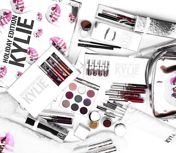 Kylie Jenner reveals her Kyshadow palette and new eye makeup exclusives