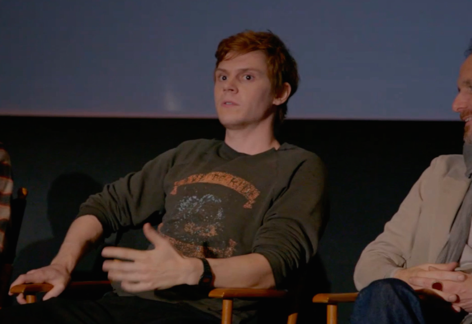 "The internet is demanding more Evan Peters next season on ""American Horror Story"" and we agree"