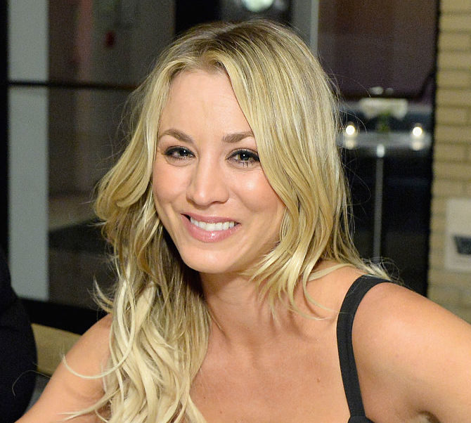 """""""Big Bang Theory's"""" Kaley Cuoco reveals exactly how she coped with her divorce"""