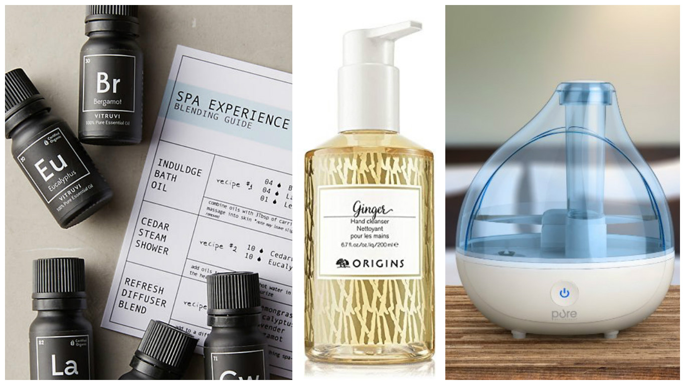 8 wellness gifts for the germaphobe in your life