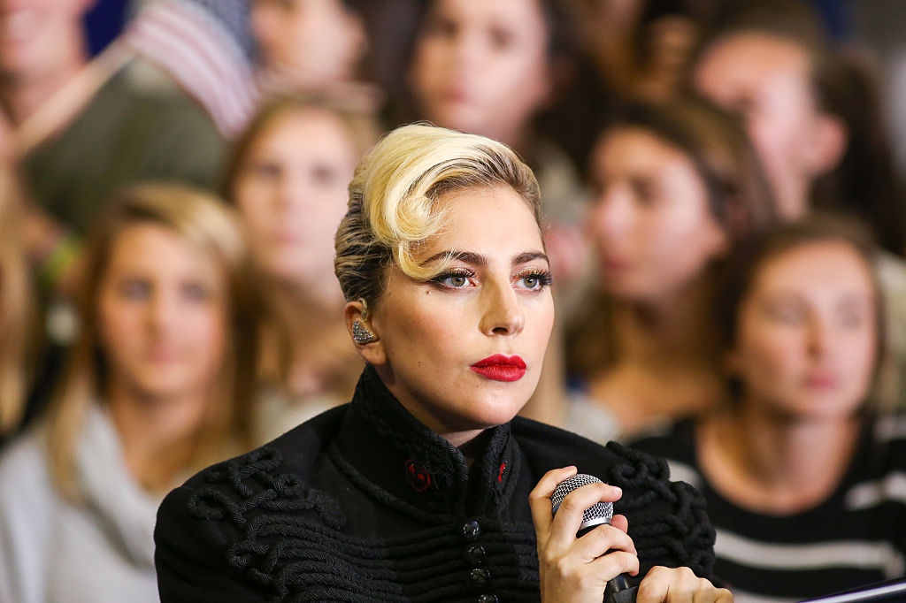 Lady Gaga just opened up about her heartbreaking history with chronic pain