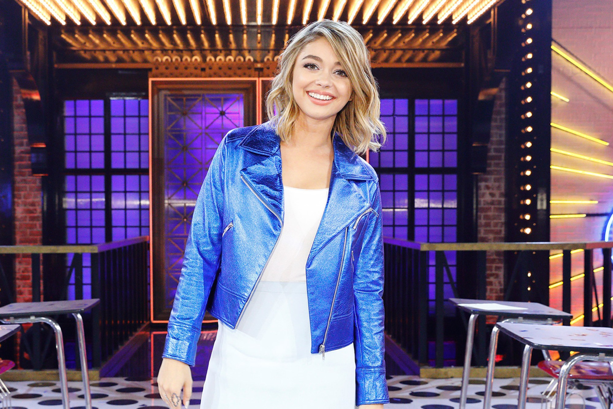 Yes! Sarah Hyland is hosting a 'Lip Sync Battle' spin-off — here are the details