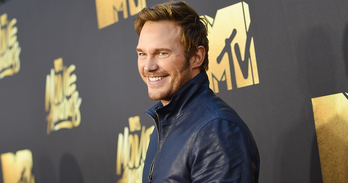 Chris Pratt shared an adorable and important video of his son and it's got us feeling things