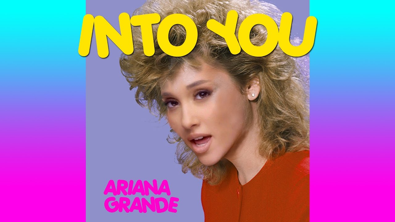 someone reimagined this ariana grande song into an amazing  u0026 39 80s track and it u0026 39 s  throwback central