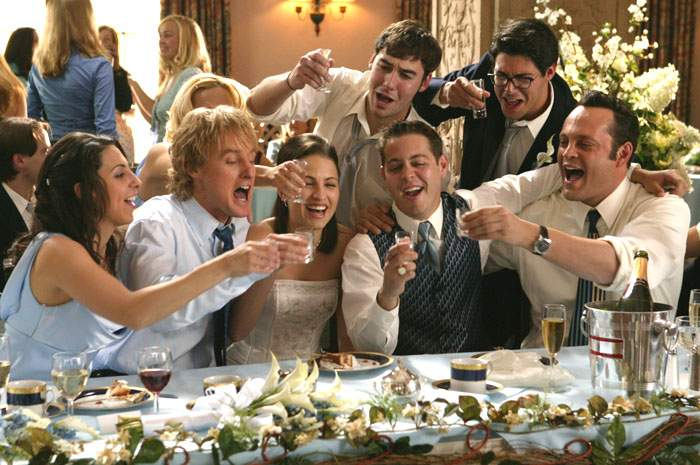 'Wedding Crashers 2' might be happening, which is obviously worthy of celebrating
