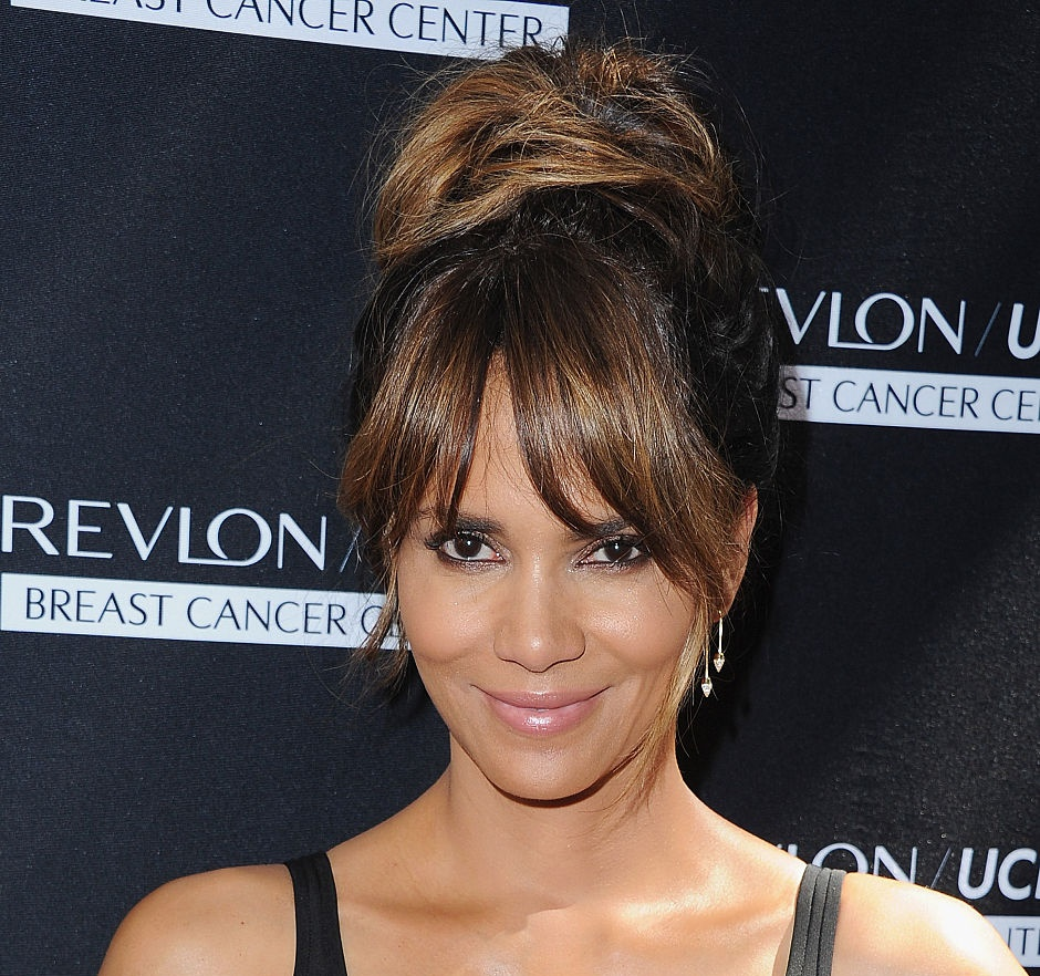 Halle Berry was featured on the new Bruno Mars album, but it's probably not what you think!