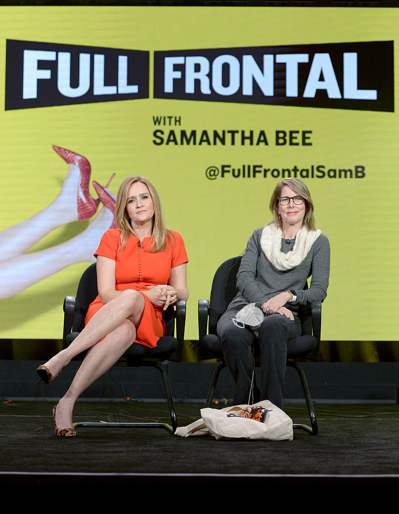 Samantha Bee's head writer discusses comedy after the election, and it's spot on