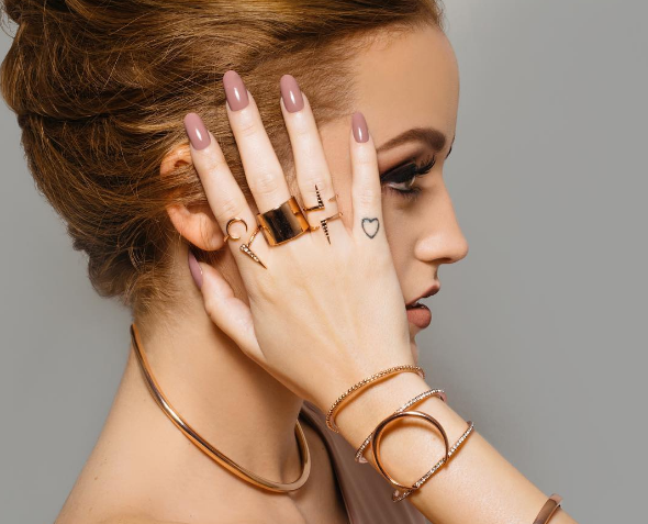 You can now pre-order beauty blogger Kathleen Lights's chic new nail polish line