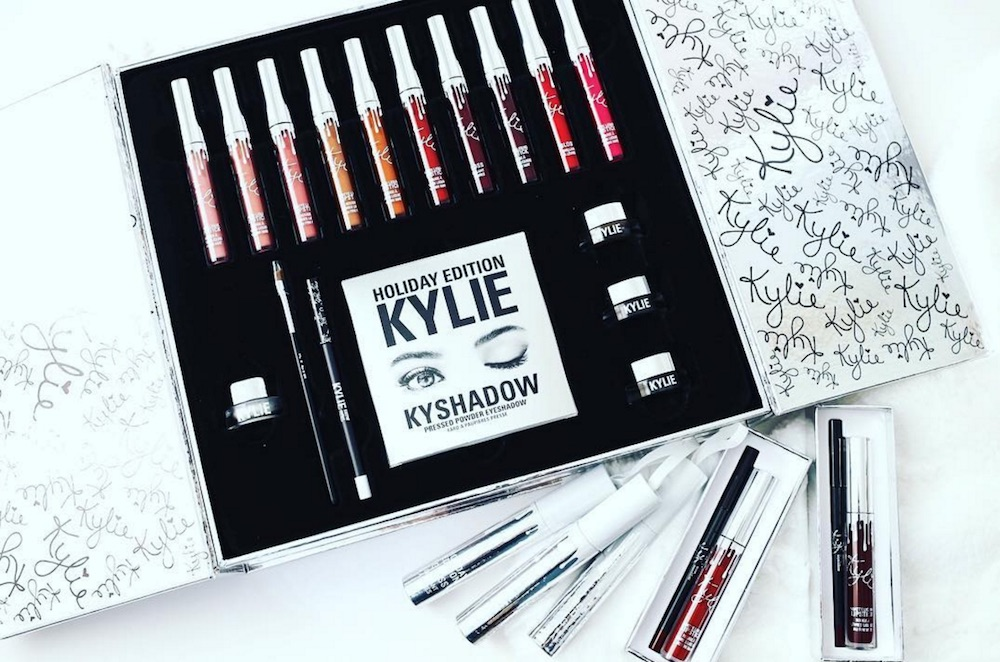 This Is Exactly How Much The Kylie Cosmetics Holiday