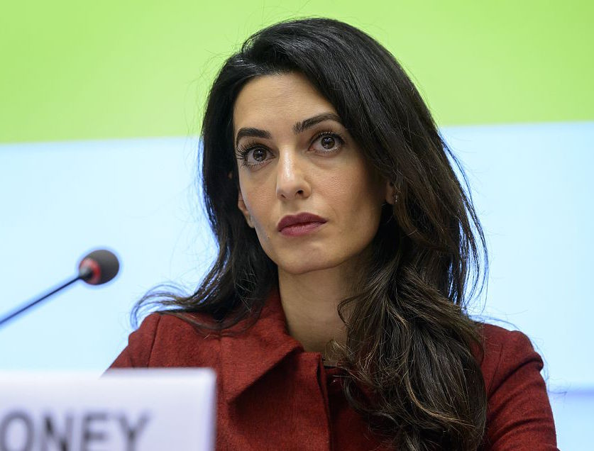 Amal Clooney just warned Donald Trump — we all need to listen to her words