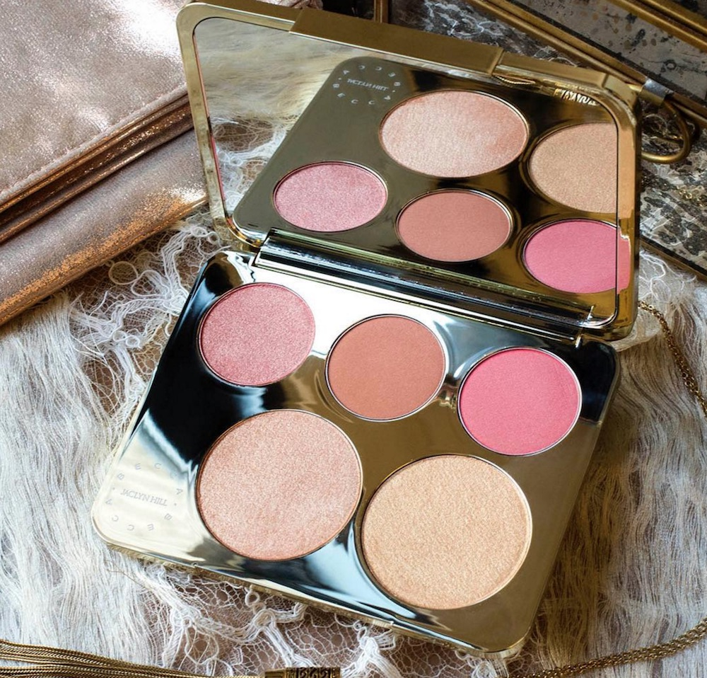 The Becca x Jaclyn Hill Champagne Glow Face Palette is coming back and we are SO excited