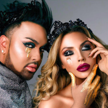 These two beauty bloggers are teaming up with PUR Cosmetics on a very ~royal~ makeup collection