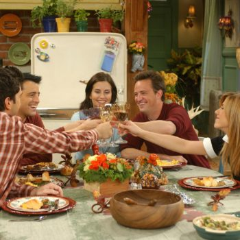 """Someone has released a recipe to make Ross' sandwich from THAT Thanksgiving episode of """"Friends"""" and we are thankful"""