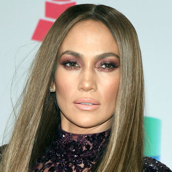 Jennifer Lopez's glittery sheer pantsuit reminds us why she's a style icon