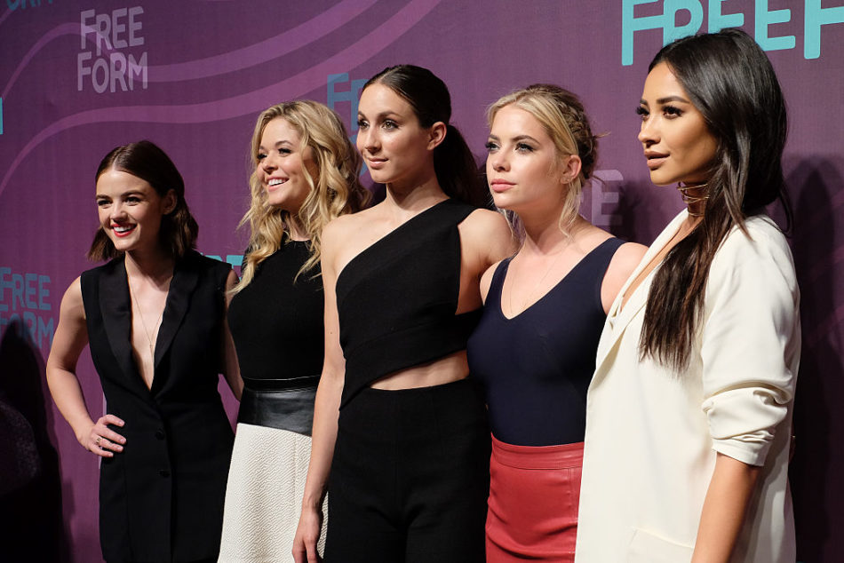 "The final episodes of ""Pretty Little Liars"" have an official air date and we can't believe it's really going to be over"