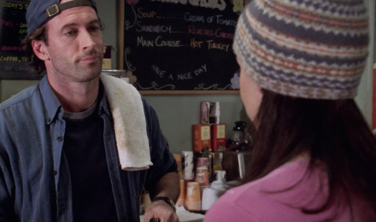 "Luke from the ""Gilmore Girls"" said he wants to do a revival every year and we agree"