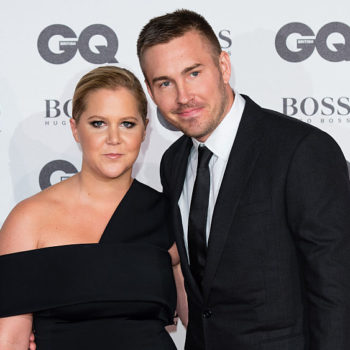 Amy Schumer has an adorable (and NSFW) message to her boyfriend on their anniversary